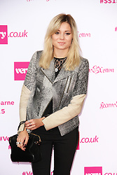 © Licensed to London News Pictures. 11/09/2014, UK. Nina Nesbitt, Fearne Cotton SS15 Collection for very.co.uk - Catwalk Show, One Marylebone, London UK, 11 September 2014. Photo credit : Brett D. Cove/Piqtured/LNP