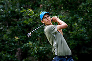 17-07-2019 Pictures of Wednesday, the first qualification round of the Zwitserleven Dutch Junior Open at the Toxandria Golf Club in The Netherlands.<br /> HELLAT, Carl