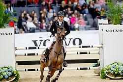 Zetterman Alexander, (SWE), Lucky Lisa<br /> Gothenburg Horse Show FEI World Cups 2017<br /> © Hippo Foto - Stefan Lafrentz