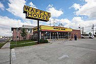 waffle House in Metarie Lousiaina  on Airline Highway now only serving take out now due to the  coronavirus pandemic.