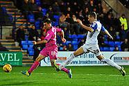 Tranmere Rovers v Gillingham 201213