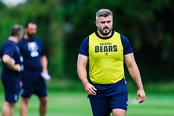 Jake Armstrong looks on during week 1 of Bristol Bears pre-season training ahead of the 19/20 Gallagher Premiership season - Rogan/JMP - 03/07/2019 - RUGBY UNION - Clifton Rugby Club - Bristol, England.