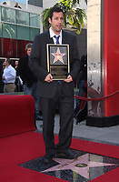 2/1/2011 Adam Sandler at his Hollywood Walk of Fame ceremony