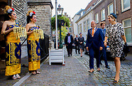 Opening of the new Asian library of Leiden, 14-09-2017