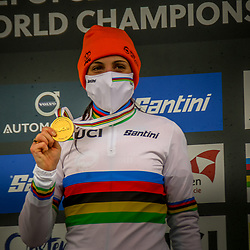 20210130 WK cyclocross Oostende vrouwen