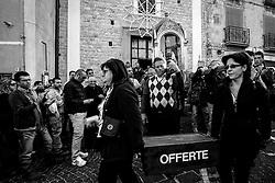 Viggiano (PZ) 06.05.2012 - Pellegrinaggio al Sacro Monte di Viggiano. Foto Giovanni Marino