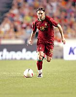 Fotball<br /> 08.09.2007<br /> EM-kvalifisering<br /> Portugal v Polen<br /> Foto: Gepa/Digitalsport<br /> NORWAY ONLY<br /> <br /> Maniche (POR)
