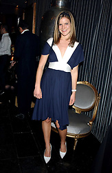 KATE SUMNER at a party to celebrate the publication of Tatler's Little Black Book 2005 held at the Baglioni Hotel, 60 Hyde Park Gate, London SW7 on 9th November 2005.<br /><br />NON EXCLUSIVE - WORLD RIGHTS