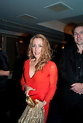 GILLIAN ANDERSON, The Laurence Olivier Awards,The Grosvenor House Hotel, Park Lane. London.   21 March  2010
