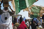Saturday market at Sayala, known as Kalabsha market, near Kom Umbo
