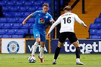 John Rooney. Stockport County FC 2-2 Torquay United FC. Vanarama National League. Edgeley Park. 16.5.21