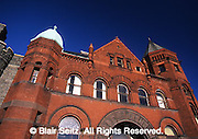 Historic York, PA, Old Post Office Building, Romanesque Revival Architecture