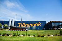 Tillamook, Oregon.