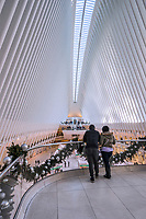 Oculus Interior (Westfield World Trade Center Mall)
