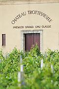 chateau trottevieille saint emilion bordeaux france
