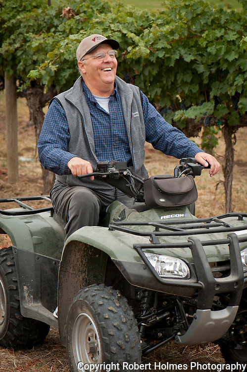 Paul Champoix, Champoix vineyard, Horse Heaven Hills, Washington