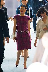 Sirivannavari Nariratana arriving at Chanel fashion show during Paris Haute Couture Fall Winter 2018/2019 in Paris, France on July 03, 2018. Photo by Nasser Berzane/ABACAPRESS.COM
