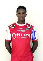 Fotball , Adeccoligaen, Portrett , portretter , Bryne<br /> Mammadou Diallo , prøvespiller