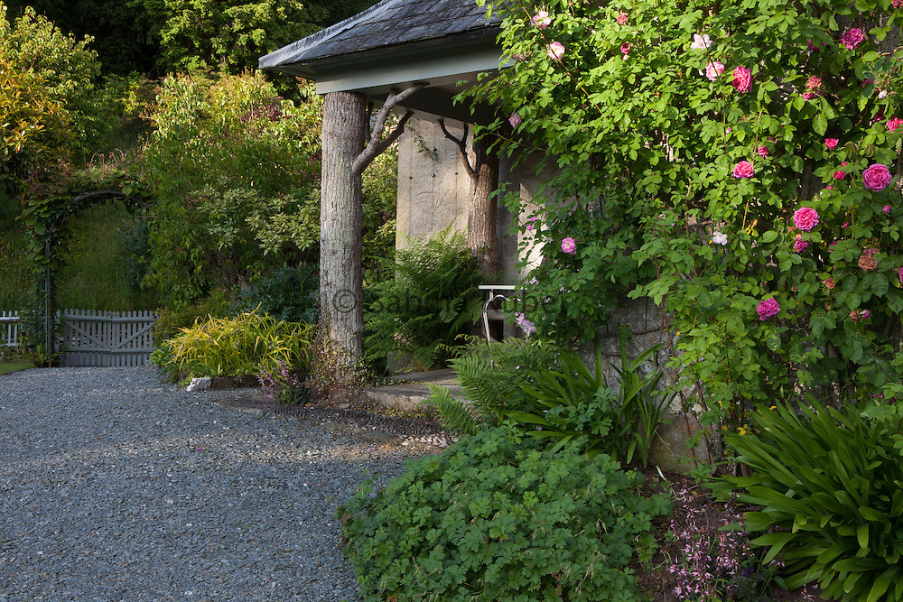 Endsley House, Endsleigh Hotel Garden, Milton Abbot, Devon