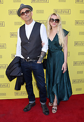 """Jessica Barth at the """"Belleville"""" Opening Night held at the Pasadena Playhouse on April 22, 2018 in Pasadena, Ca. © Janet Gough / AFF-USA.COM. 22 Apr 2018 Pictured: Art Alexakis. Photo credit: Janet Gough / AFF-USA.COM / MEGA TheMegaAgency.com +1 888 505 6342"""
