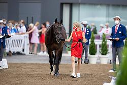 Heering Charlotte, DEN, Bufranco, 119<br /> Olympic Games Tokyo 2021<br /> © Hippo Foto - Dirk Caremans<br /> 23/07/2021