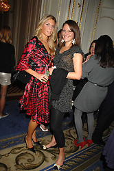 Left to right, STEPHANIE COATEN and KATHERINE ACLAND at a party to celebrate the launch of The Essential Party Guide held at the Mandarin Oriental Hyde Park, 66 Knightsbridge, London on 27th March 2007.<br /><br />NON EXCLUSIVE - WORLD RIGHTS