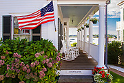 Historic Edgartown is filled with whaling captain's homes dating back to the 19th century.