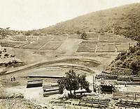 1922 Grading The Hollywood Bowl