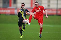160105 Liverpool U21 v Morecambe