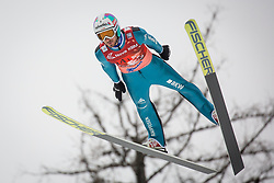 Killian Peier (SUI) during the Ski Flying Hill Men's Team Competition at Day 3 of FIS Ski Jumping World Cup Final 2017, on March 25, 2017 in Planica, Slovenia. Photo by Ziga Zupan / Sportida