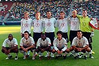 Fotball <br /> FIFA World Youth Championships 2005<br /> Nederland / Holland<br /> Foto: ProShots/Digitalsport<br /> <br /> usa - tyskland, enschede, 14-06-2005<br /> <br /> teamfoto usa