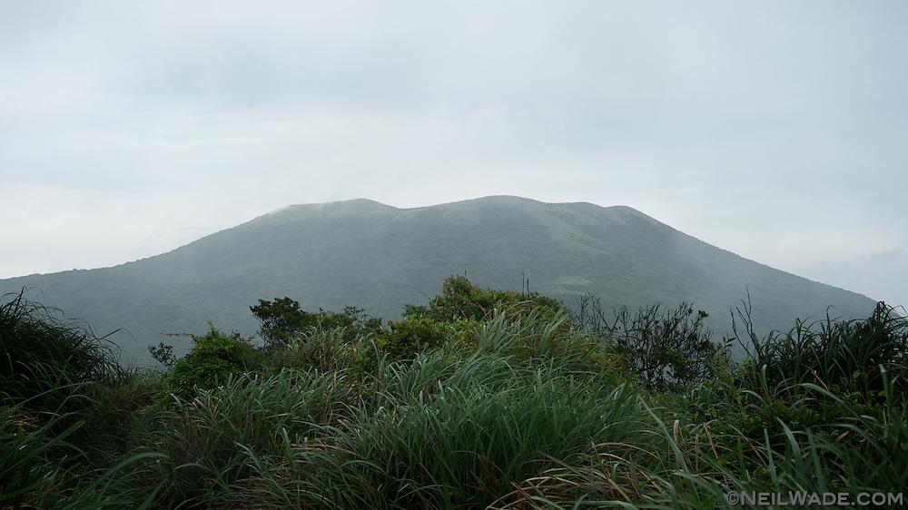 Huangzui Shan ??? in Yangming Shan National Park ???????, Taipei, Taiwan.