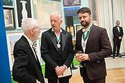 DAVID MACH, CONRAD SHAWCROSS, 2019 Royal Academy Annual dinner, Piccadilly, London.  3 June 2019