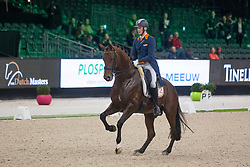 Van Silfhout Diederik, NED, Expression<br /> FEI Dressage World Cup™ Grand Prix presented by RS2 Dressage - The Dutch Masters<br /> © Hippo Foto - Sharon Vandeput<br /> 14/03/19