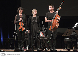The New Zealand Trio (Ashley Brown, Justine Cormack and Sarah Watkins) perform works by Beethoven, Ross Edwards, Dvorak, Chen Yi, Ravel, Phil Dadson, and the world premiere of a new work by David Downes at Wellington Town Hall.