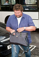 Michael Ball  leaving  BBC Radio Two London and trying to get into the wrong car