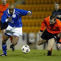 St Johnstone FC January 2002