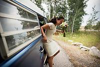Teton Valley Wedding — Aska Langman & Will Haywood