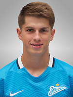 Aleksei Evseev<br /> Russian club FC Zenit Saint Petersburg
