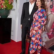 NLD/Amsterdam/20200206 - Ballet premiere Frida, Caroline De Bruijn en partner Erik de Vogel