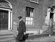 18/04/56 <br /> 04/18/56<br /> 18 April 1956<br /> <br /> (Original Caption)<br /> 15 Hume St., Helen O'Reilly died after procedure to abort a fetus. Mamie Cadden, backstreet abortionist.