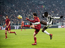 December 23, 2017 - Turin, Piemonte/Torino, Italy - Medhi Benatia (Juventus FC)during the football match Serie A: Juventus FC vs AS Roma. Juventus won 1-0 at Allianz Stadium in Turin, Italy 23th december 2017. (Credit Image: © Alberto Gandolfo/Pacific Press via ZUMA Wire)
