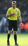 Referee Craig Pawson - Barclays Premier League - WBA vs Newcastle Utd - Hawthorns Stadium - West Bromwich - England - 9th November 2014  - Picture Simon Bellis/Sportimage