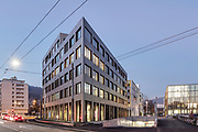 von Bergen Lüthi Architekten GmbH Biel Bienne