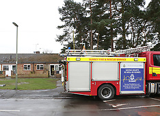Camberley House Gutted