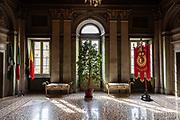 Bergamo: Palazzo Frizzoni, Municipality Building,