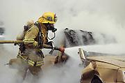 Orange County Firefighter