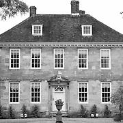 Classic Georgian Home -Salisbury, UK - Black & White