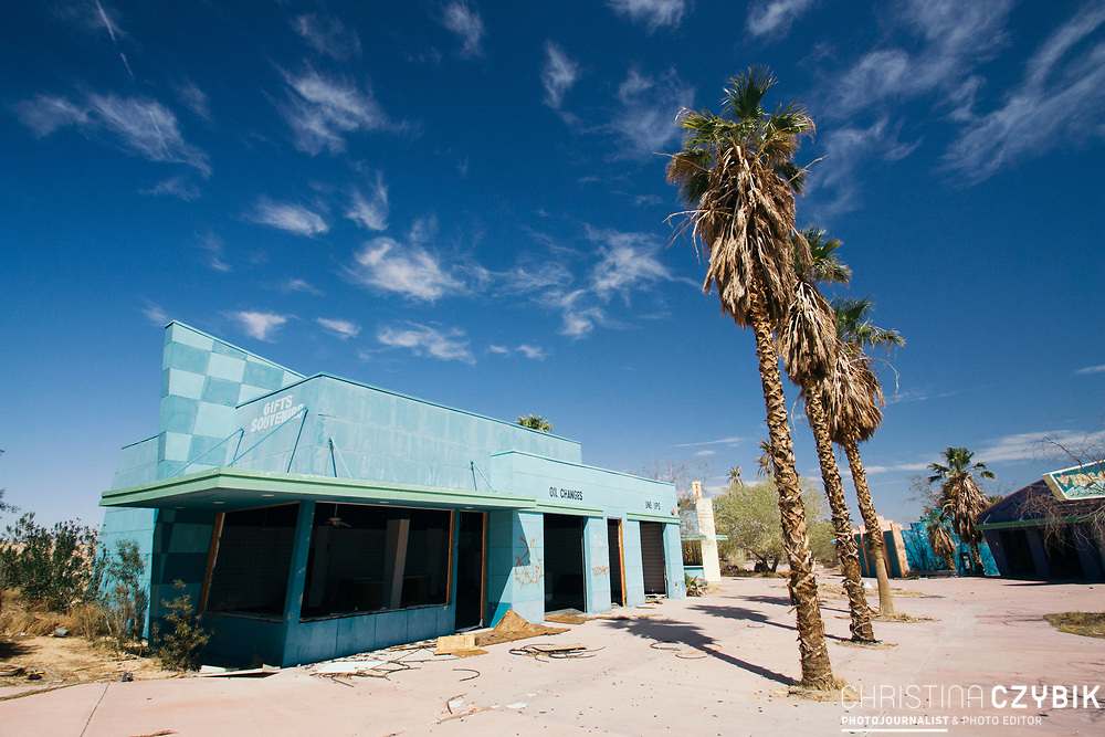Abandoned Places, Waterpark, California