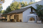 Peralta Adobe (Built in 1797), San Jose, California, USA